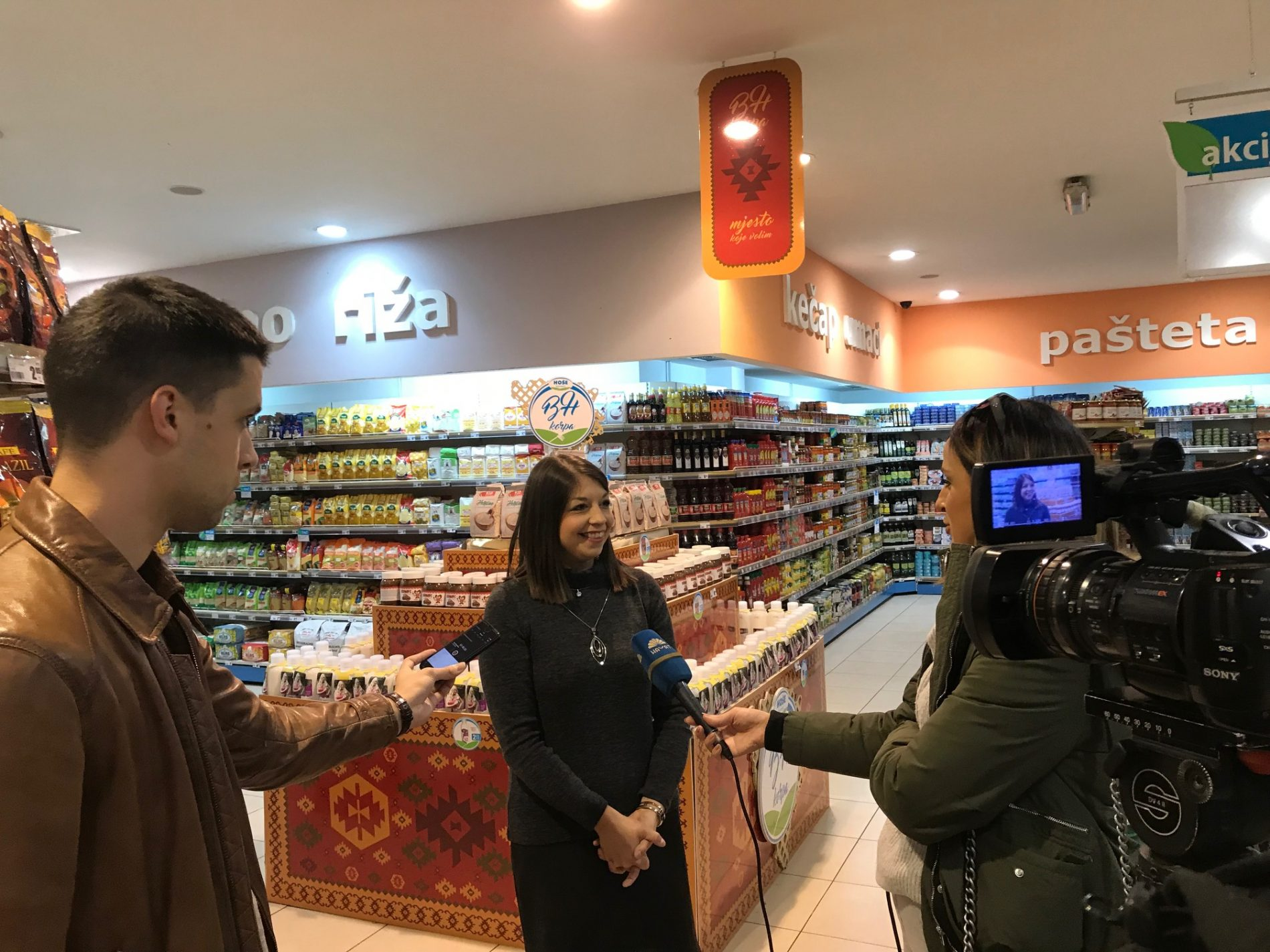 «BH. korpa»  – 300 domaćih proizvoda iz 50 kompanija učestvovalo u projektu podrške domaćim proizvođačima