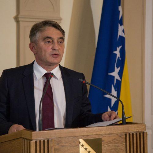Komšić uputio čestitku povodom obilježavanja 6. aprila – Dana grada Sarajeva i obilježavanja 74. godišnjice oslobođenja grada od fašističke okupacije