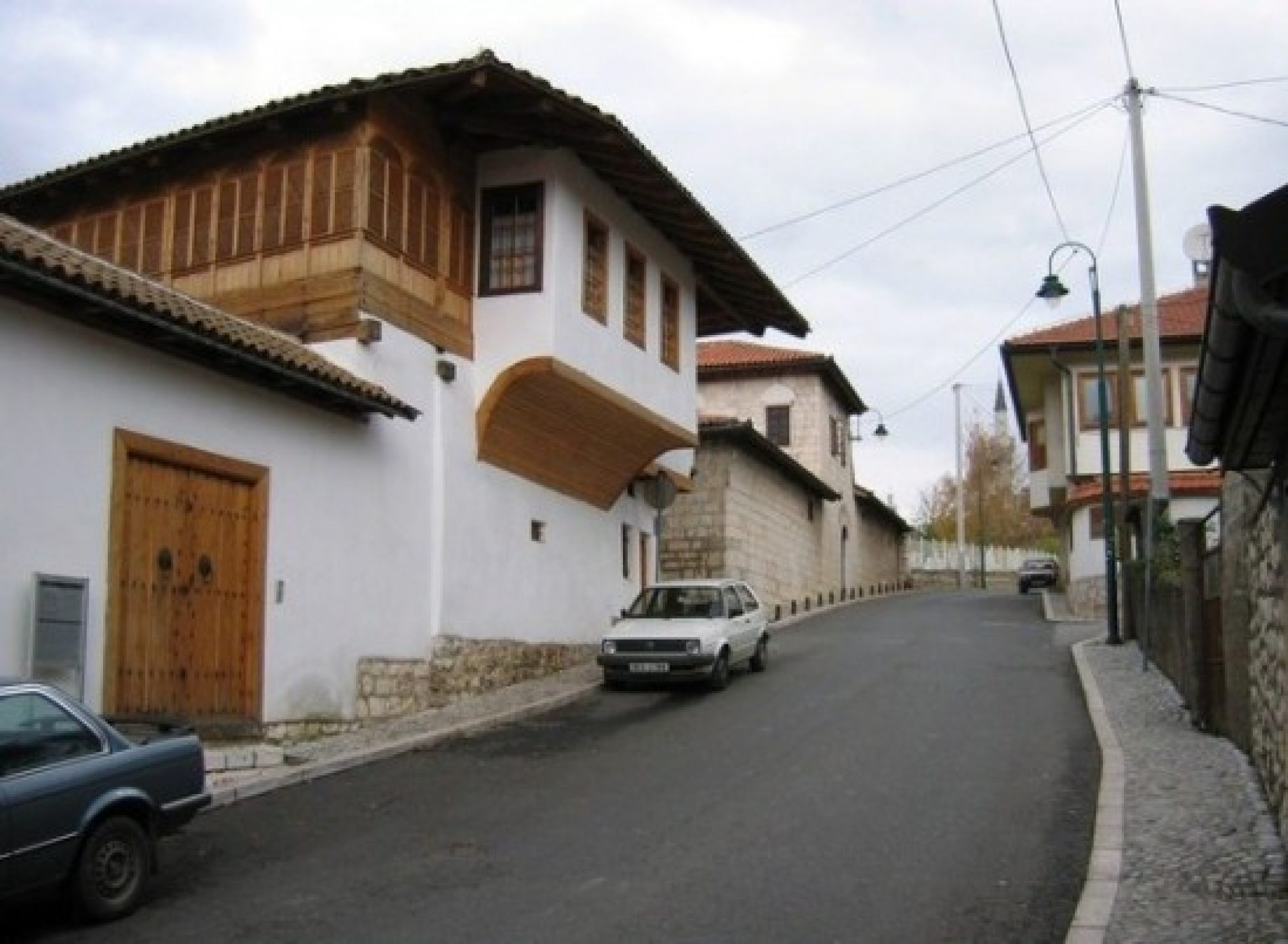 Kuća Alije Đerzeleza, heroja usmenih legendi iz 17. vijeka