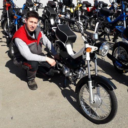 Bosanski motocikl bit će distribuiran širom svijeta