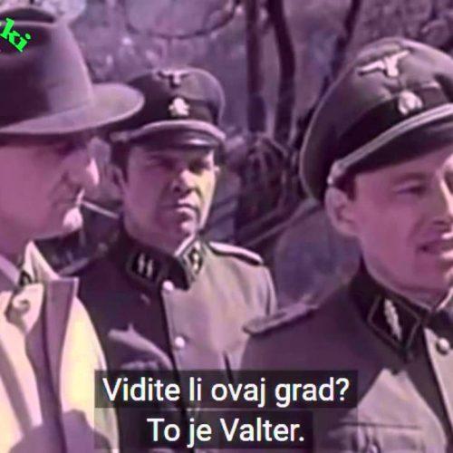 Sarajevo je – Valter! Grad koji je pobijedio sve svoje okupatore