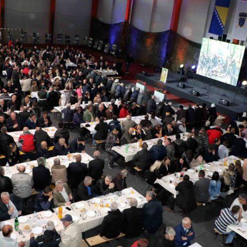 Općina Novi Grad zajedno sa borcima obilježila Dan Armije RBiH