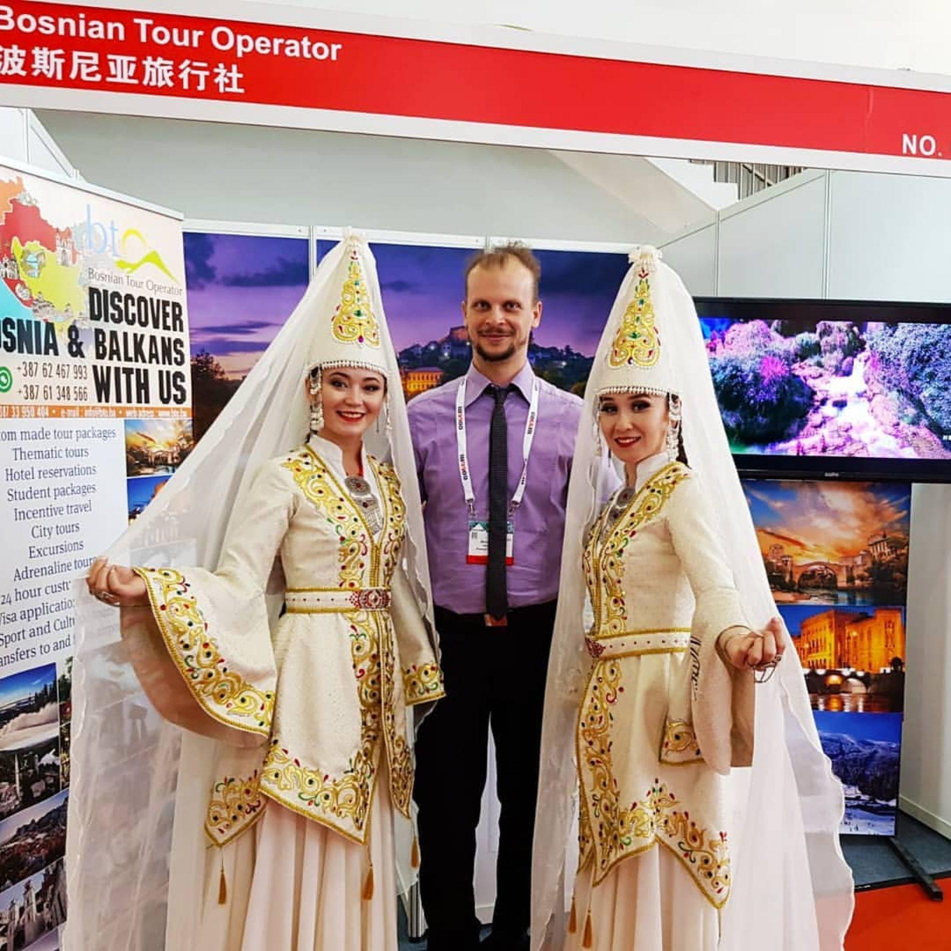Turistička ponuda naše zemlje predstavljena na sajmu u Pekingu
