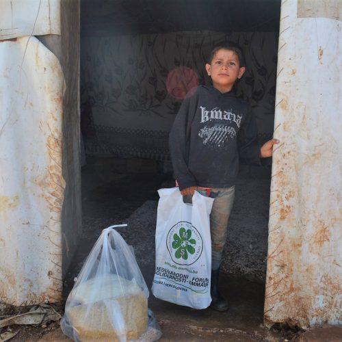 Pomoć iz Bosne stigla u prave ruke