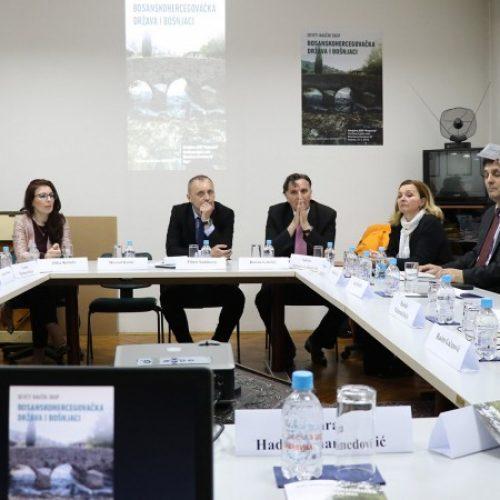 Lavić: Stvorena je komunikativna zajednica bosanskih mislilaca; to nikad ranije nije postojalo
