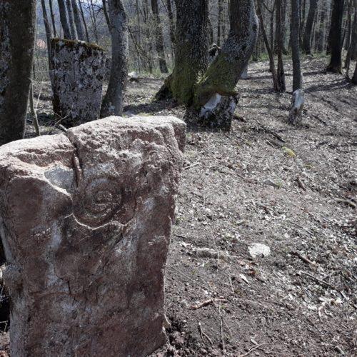 Završena prva faza sanacije nekropole stećaka u Breškama kod Tuzle