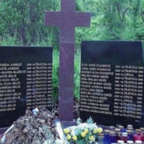 Obilježena godišnjica stradanja Hrvata u selu Trusina