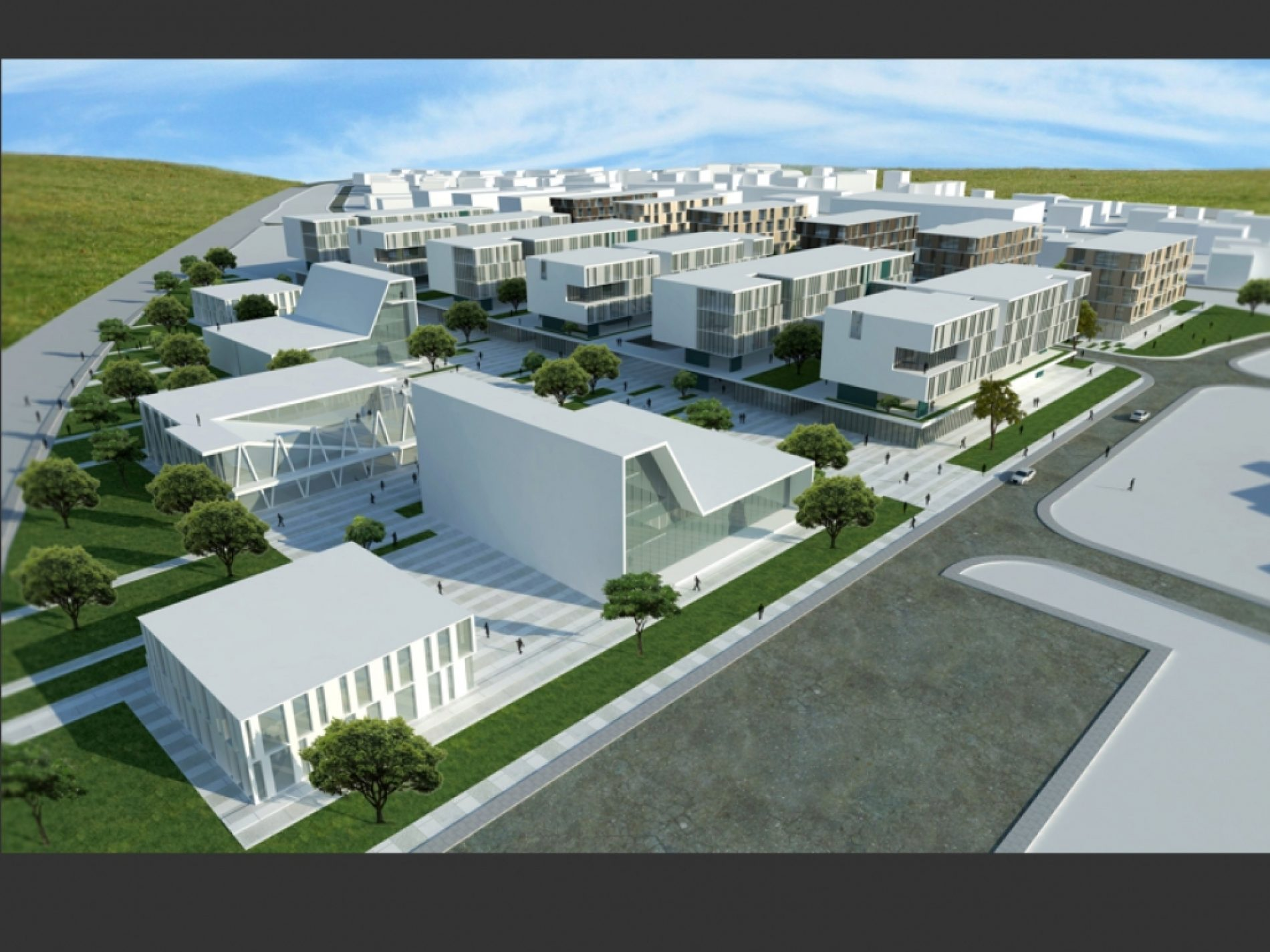 Sarajevo planira gradnju tehnološkog parka vrijednosti 80 miliona maraka