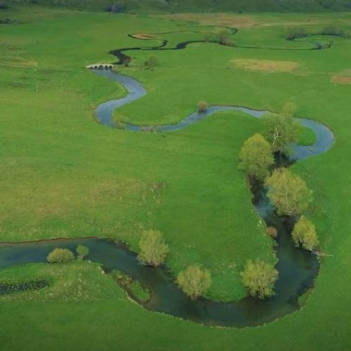 Duvanjsko polje i čarobna rijeka Šujica (VIDEO)