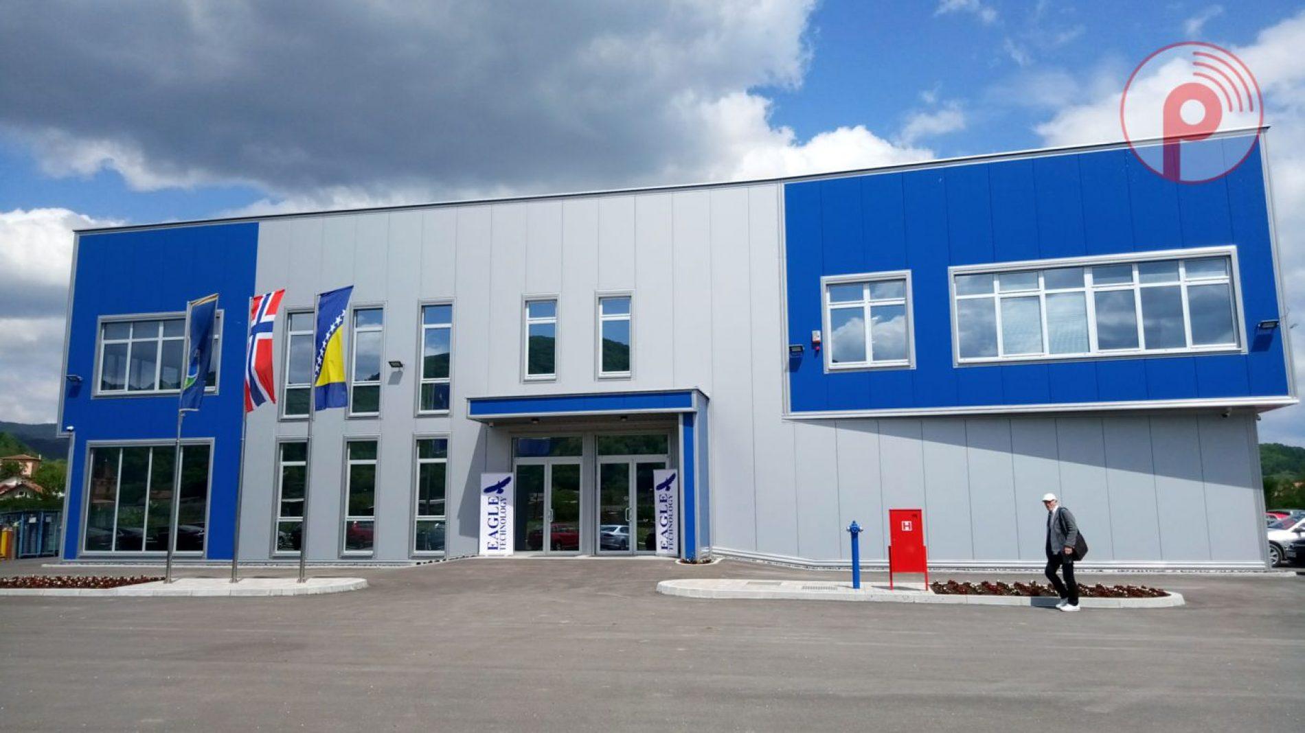 Vratio se u rodno Žepče i s norveškim partnerima pokrenuo proizvodnju specijalizovanih mašina za naftnu i pomorsku industriju