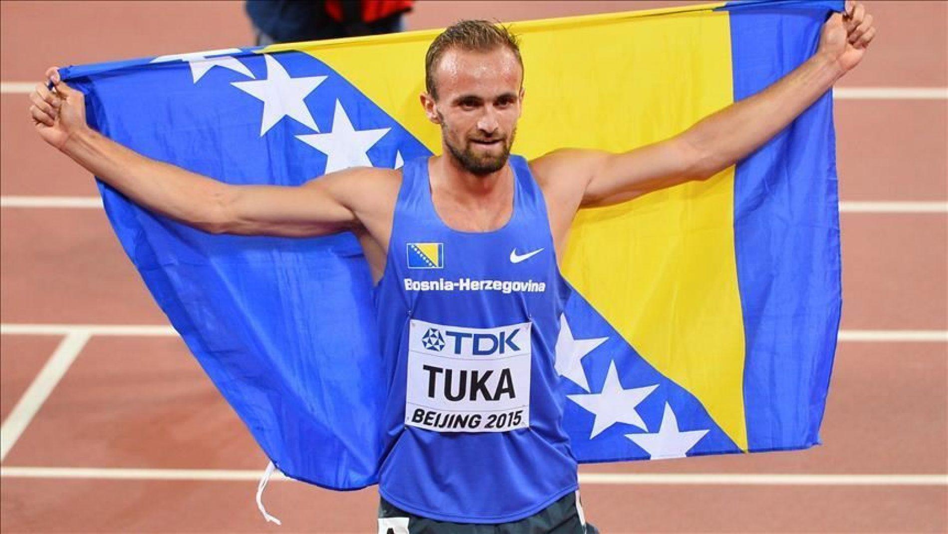 Dijamantska liga: Amel Tuka osvojio prvo mjesto u Stockholmu (VIDEO)