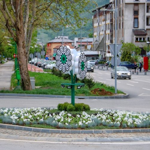 """""""Cvijet Srebrenice"""" i u Kaknju"""