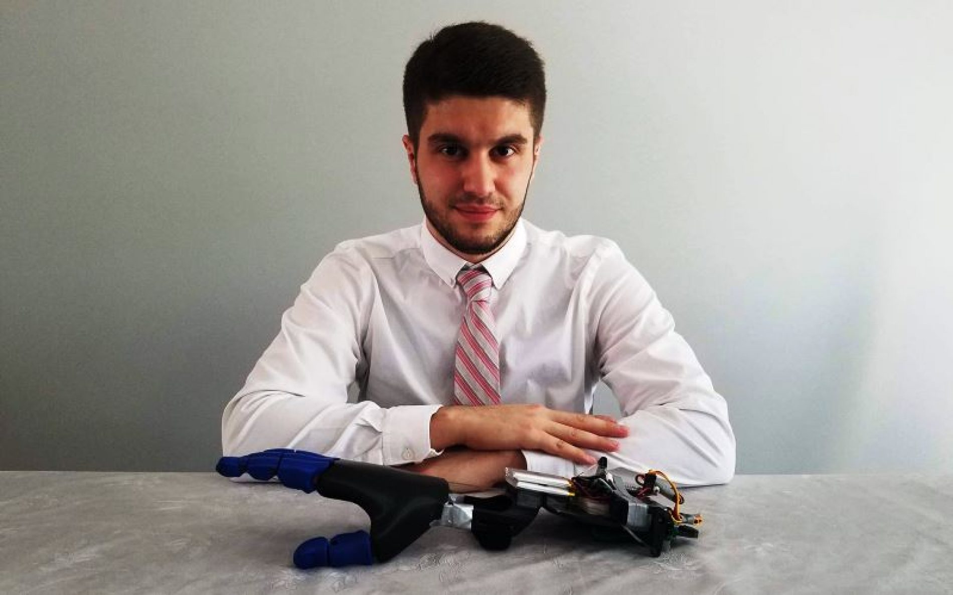 Rođen u Njemačkoj, studira u Americi: Sa znanjem biomedicinskog inženjera planira se vratiti u svoju Bosnu
