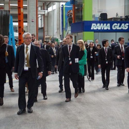 Delegacija EBRD posjetila najveću tvornicu za kaljenje stakla u regiji RAMA-GLAS