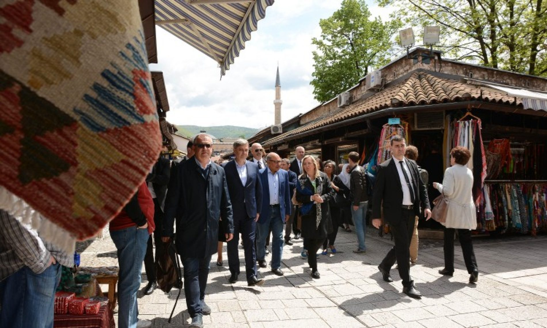 'Sarajevo nudi snažne veze za trgovinu i poslovanje s ostatkom Evrope'