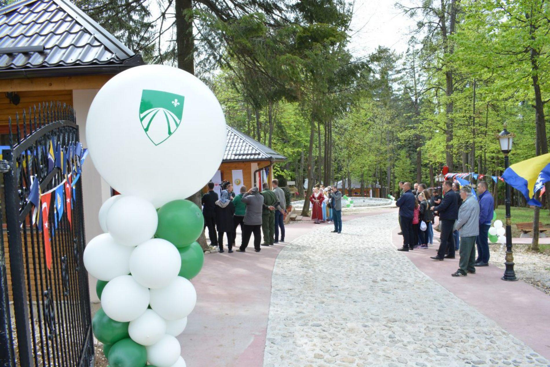 """Sarajevo: Otvoren Park """"Šume prijateljstva"""""""