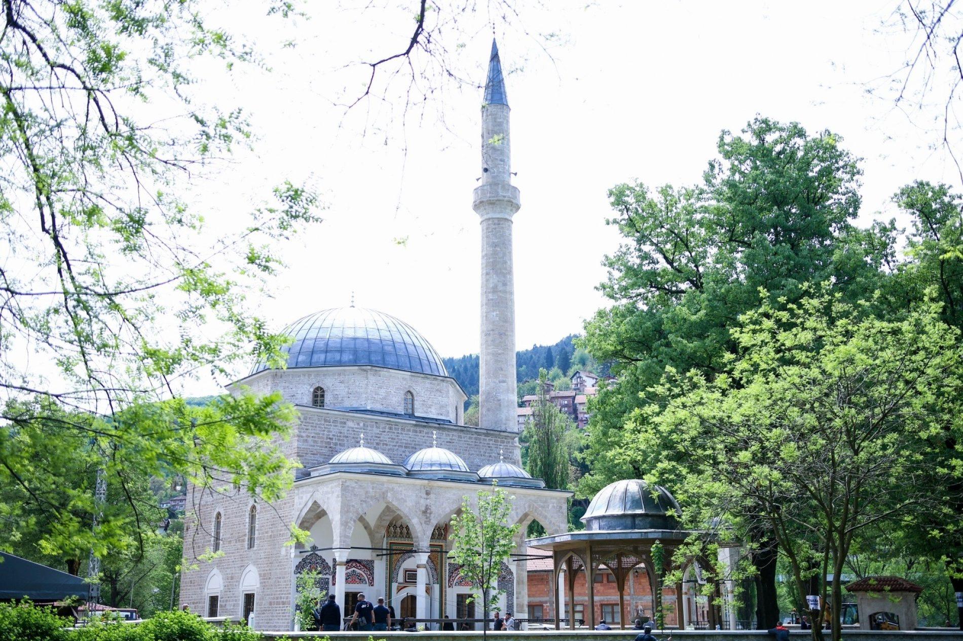 Foča: Džamija Aladža spremna za otvorenje (VIDEO)