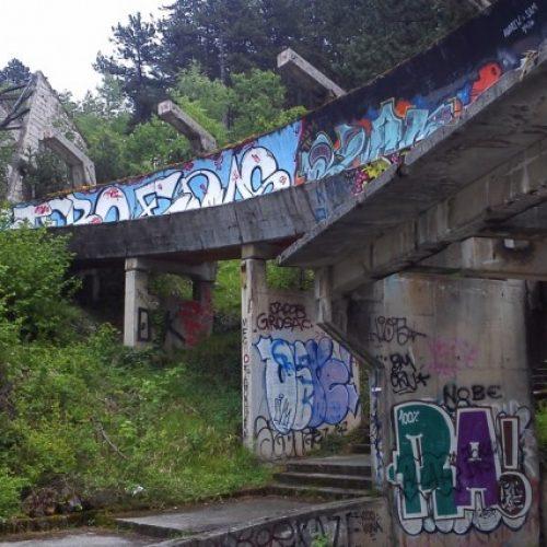 Kanton Sarajevo uz podršku katalonske vlade namjerava obnoviti bob stazu na Trebeviću