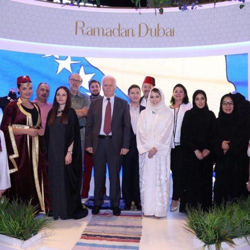 """Manifestacija """"Večer Bosne i Hercegovine"""" organizovana u Dubaiju"""