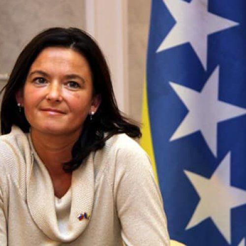 Fajon: Sarajevo je oduvijek moja velika ljubav, čast je biti počasna građanka