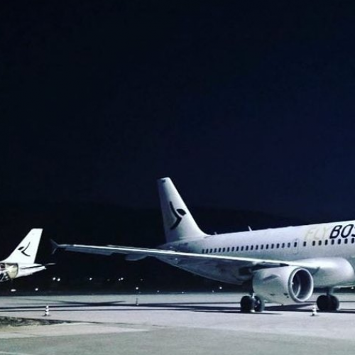 FlyBosnia preuzela svoj drugi avion