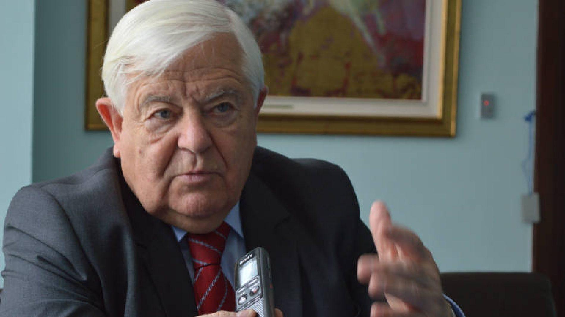 'Milošević je Jugoslaviju želio pretvoriti u Srboslaviju'