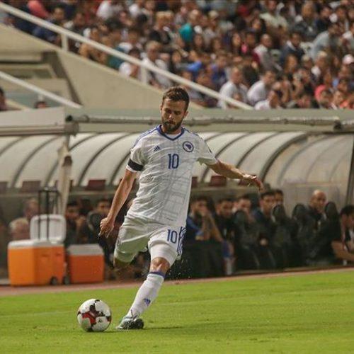 Bosanski maestro moći će igrati kontra Italije!