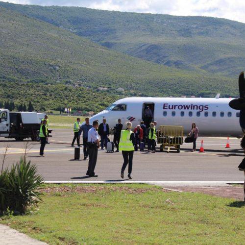 Vlada FBiH: Preko 11 miliona maraka za aerodrome u Mostaru, Tuzli i Bihaću