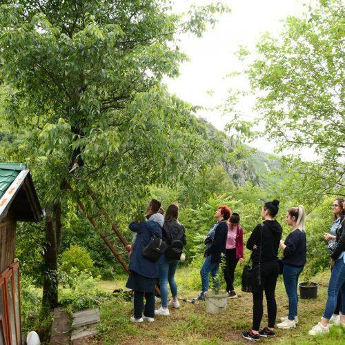 Mostarac ustupio zemljište za praktičnu nastavu studentima biologije i ekologije