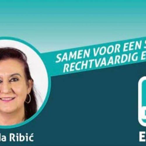 Naida Ribić kandidatkinja za Evropski parlament: Bitno je da Bošnjaci u Evropi budu politički aktivni