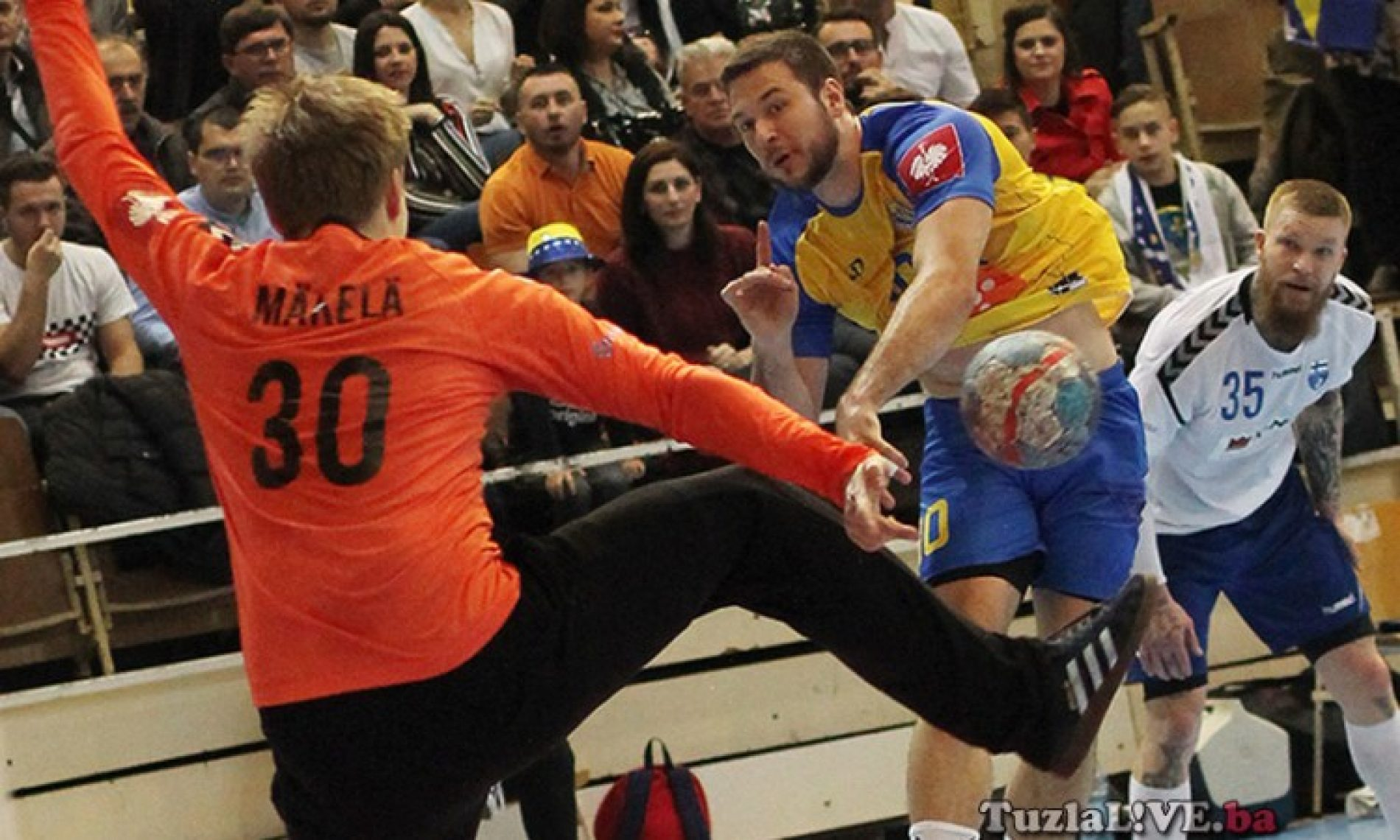 Veliko zanimanje za rukometnu utakmicu Bosna i Hercegovina – Bjelorusija