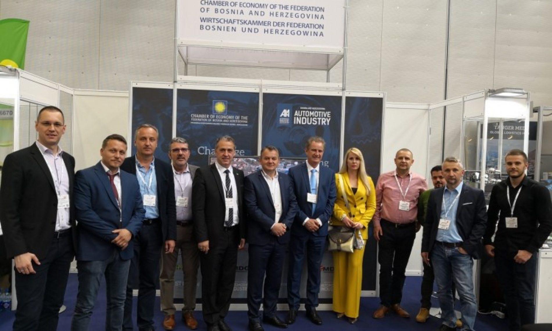 Bosanska automobilska industrija prvi put na sajmu u Stuttgartu