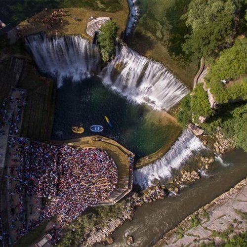 Ovog ljeta ponovo takmičenje u skokovima s Plivskog vodopada