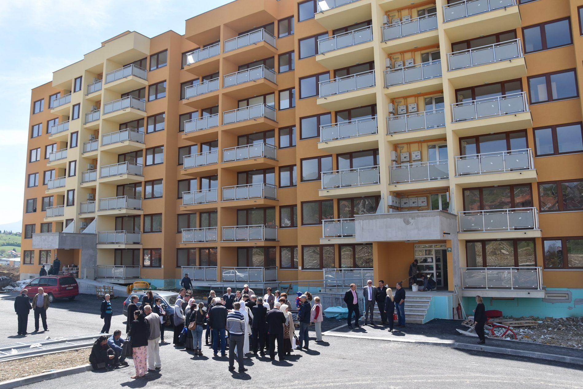 Ključeve stanova dobilo 28 pripadnika boračke populacije u Kantonu Sarajevo