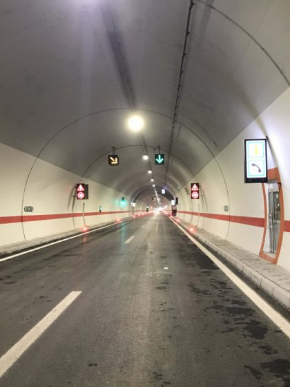 Informacioni sistem  bosanske kompanije na tunelima autoputa u Srbiji