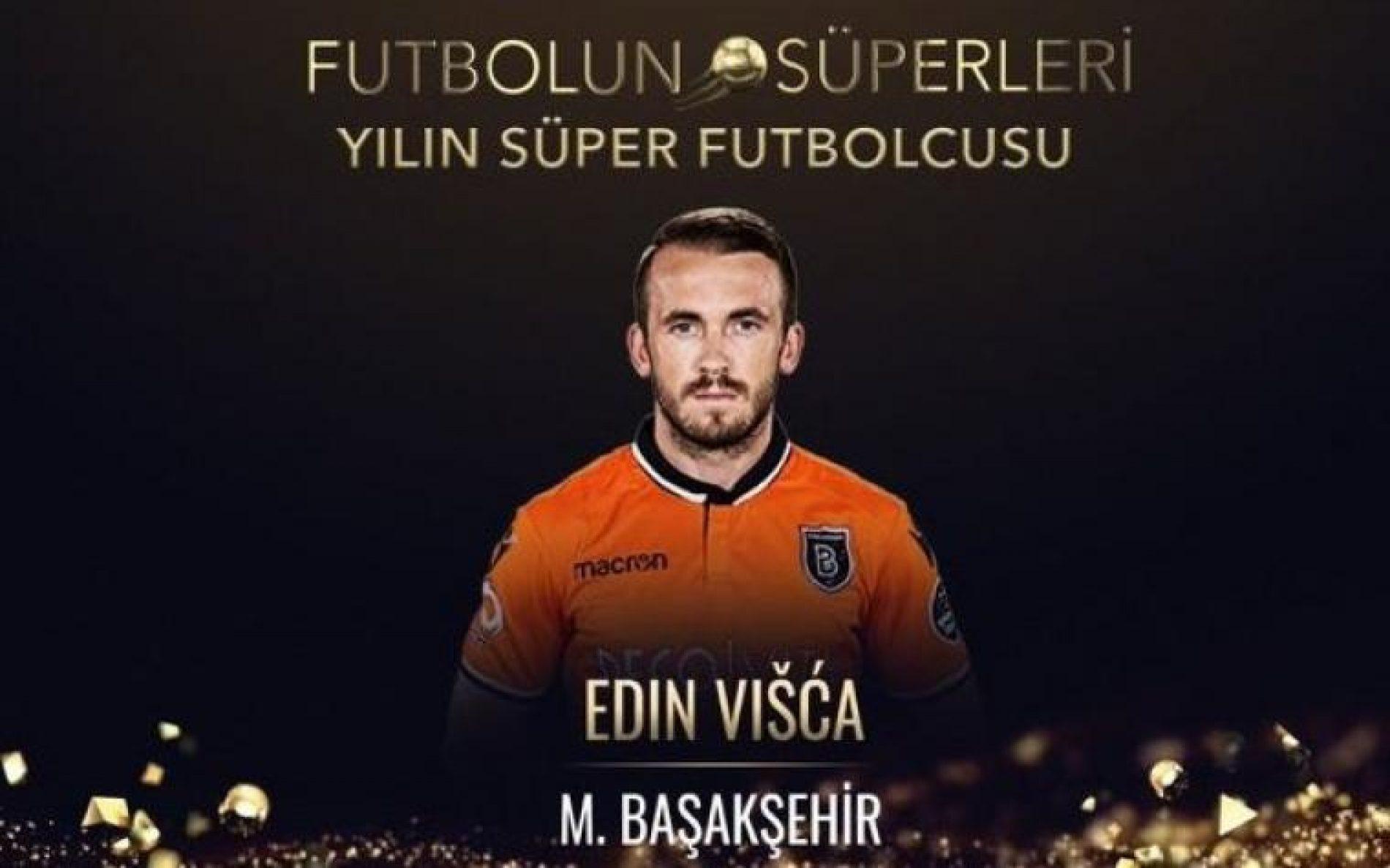 Veliko priznanje za bosanskog reprezentativca: Višća najbolji fudbaler turske Superlige!