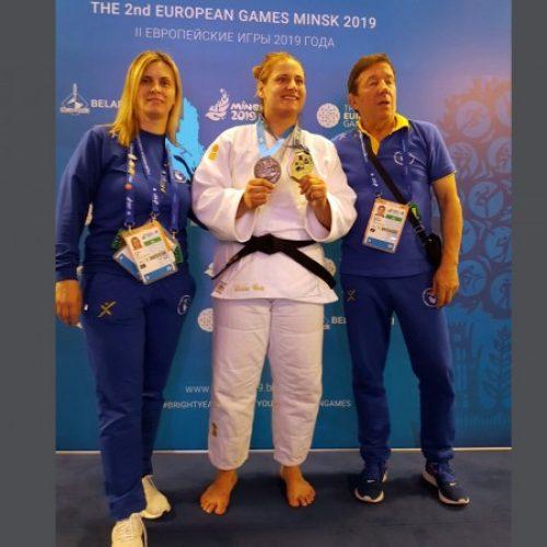 Cerić: Drago mi je što sam donijela novu medalju za Bosnu i Hercegovinu