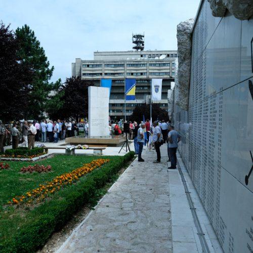 Obilježena godišnjica pogibije heroja bosanske odbrane komandanta Safeta Zajke