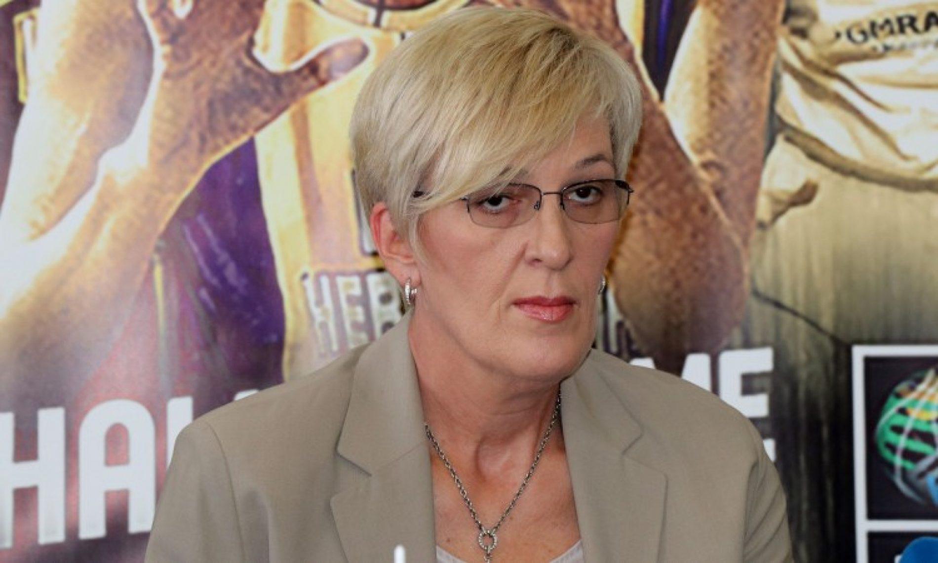 Razija Mujanović postala članica Odbora za žensku košarku FIBA-e