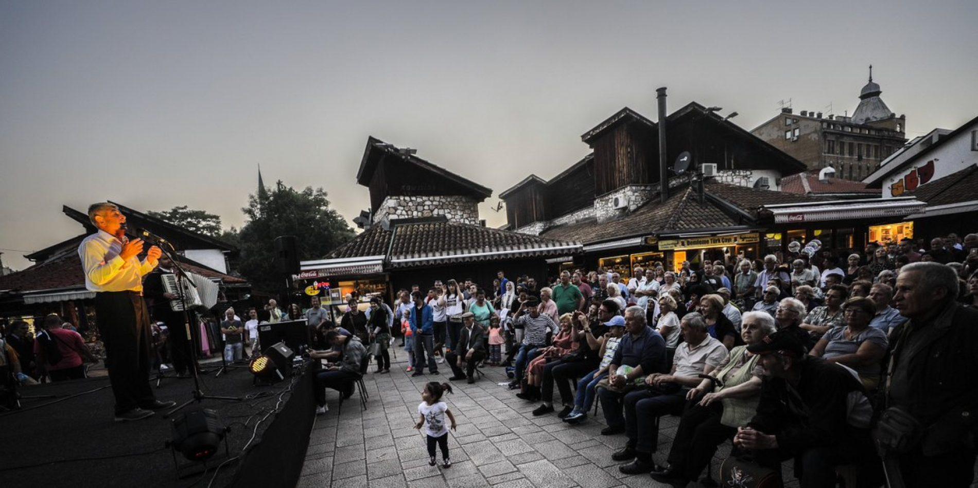 """Koncert """"Sevdah za sva vremena"""" u Sarajevu:  Kultura je jedan od temelja naroda i postojanja naroda"""