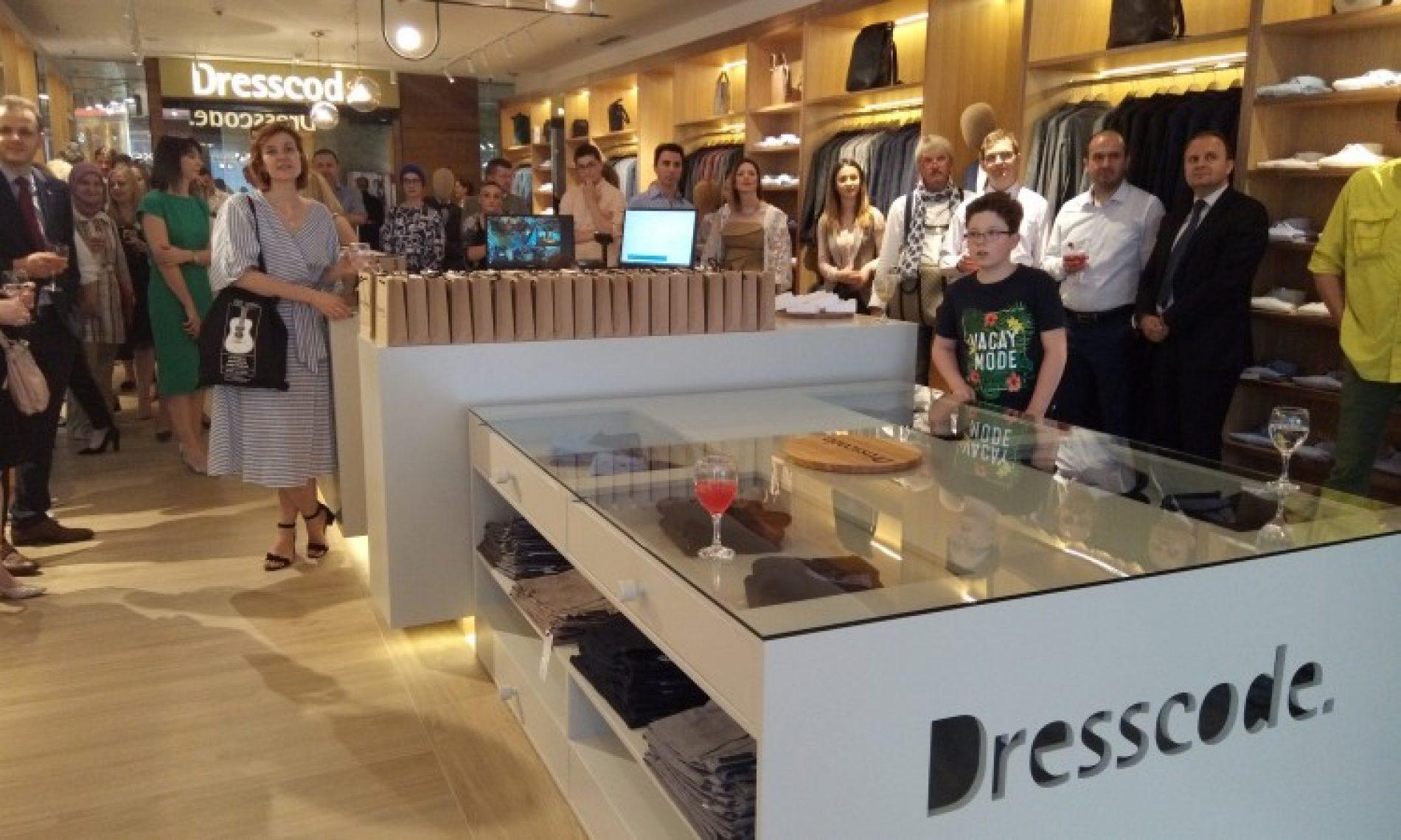 Otvorena nova poslovnica Dresscode u BBI Centru