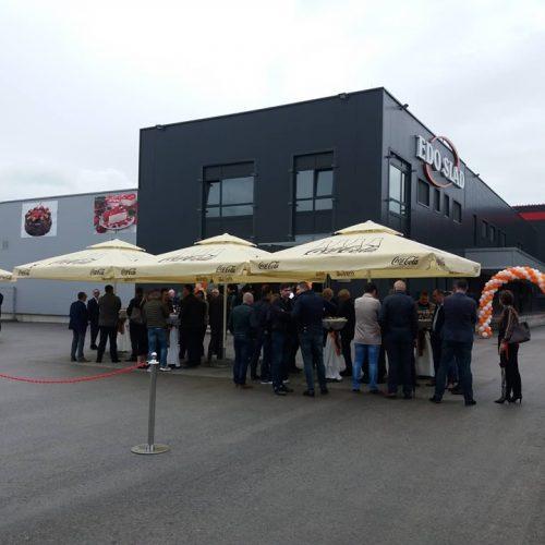 U Gračanici otvoren novi proizvodni pogon koji upošljava 30 novih radnika
