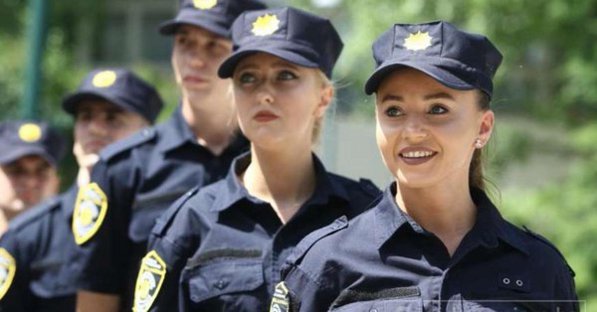 FBiH: Promovisano 186 novih policijskih službenika