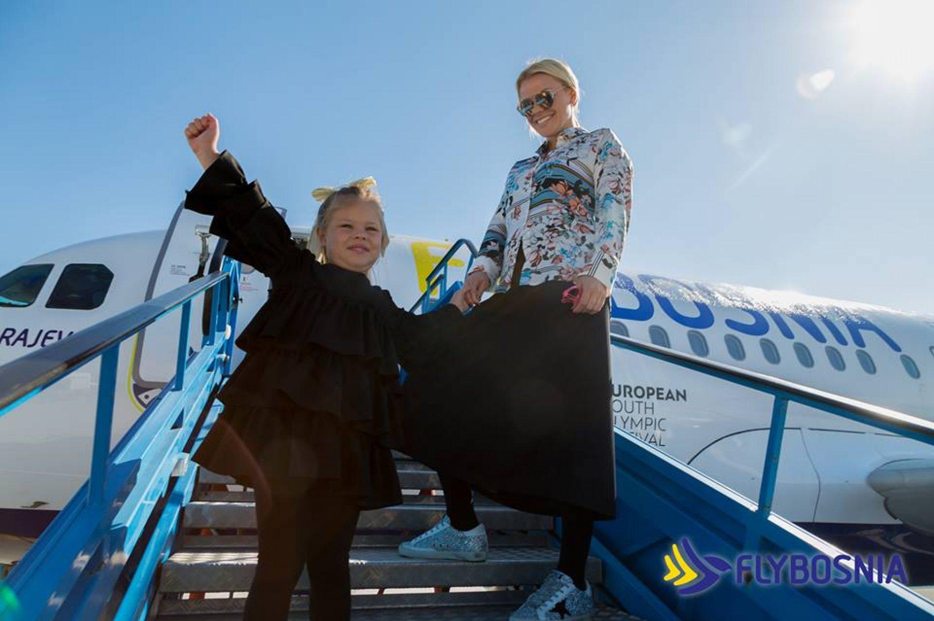 FlyBosnia se priprema za  letove ka Londonu, Parizu i Rimu