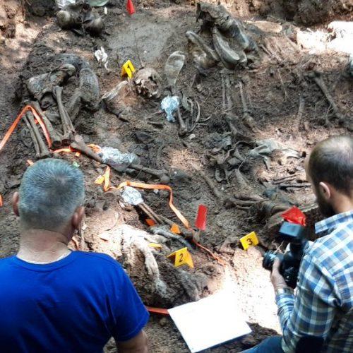Završena ekshumacija na Igmanu: Pronađena tijela 12 žrtava