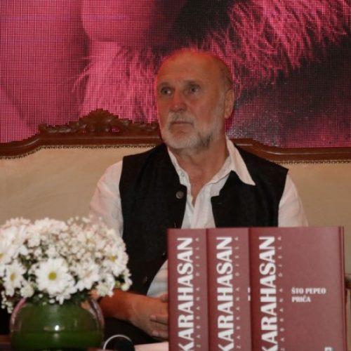 U Vijećnici održana promocija izabranih djela Dževada Karahasana