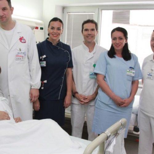 KCUS – Multidisciplinarnim pristupom hirurških timova spašeni majka i beba