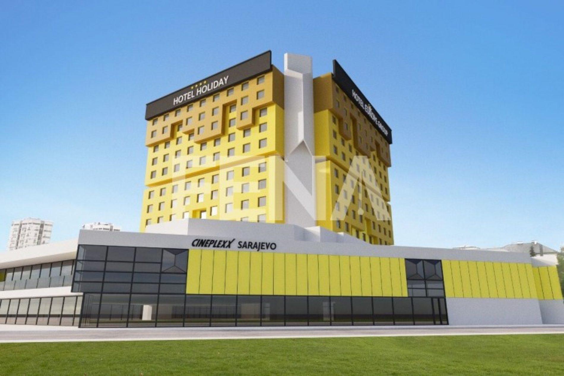 Sarajevo iduće godine dobija moderno multiplex kino na lokaciji Marijin Dvor