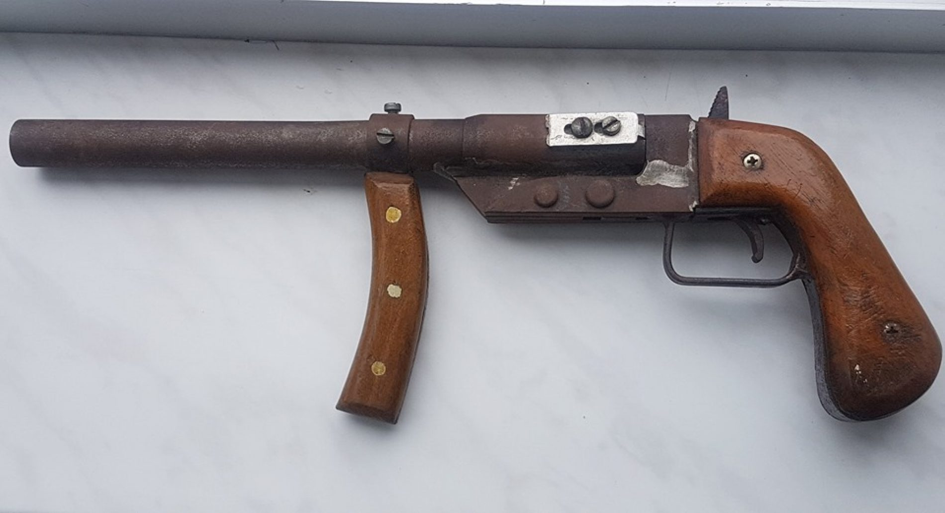'Bosanska kubura' koja je služila u odbrani države od agresije tokom devedesetih