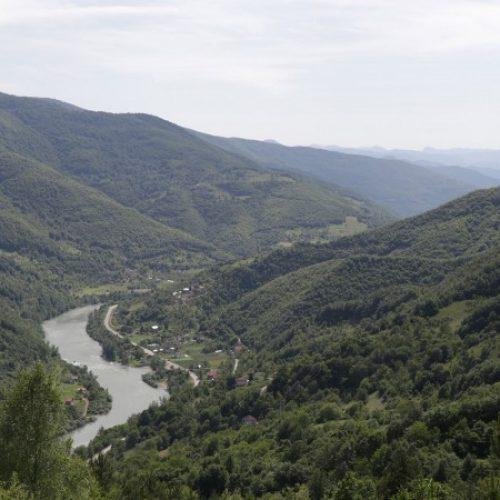 Goražde bogatije za izletište, jedinstven pogled na Drinu (VIDEO)
